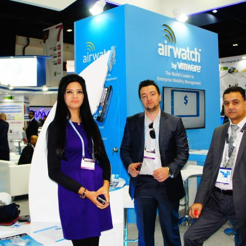 Meet Enterprise Mobility Experts, EMW at GITEX 2014