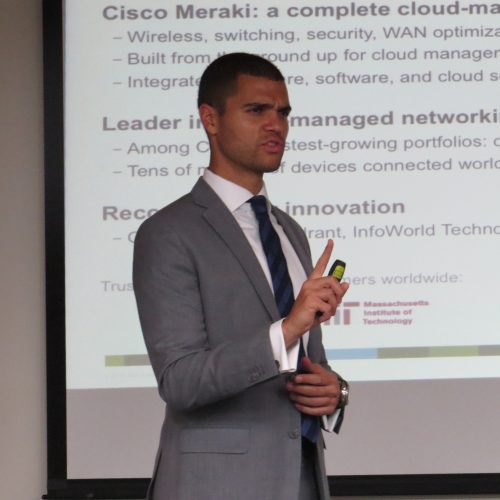 EMW & Cisco Smart Hospitality Solutions Event