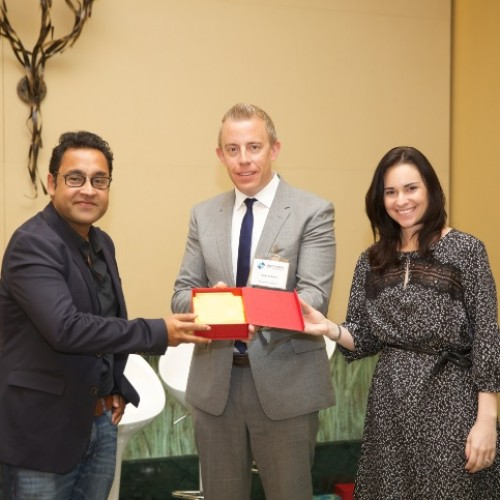 EMWme Wins Interactive Intelligence Partner of the Year Award
