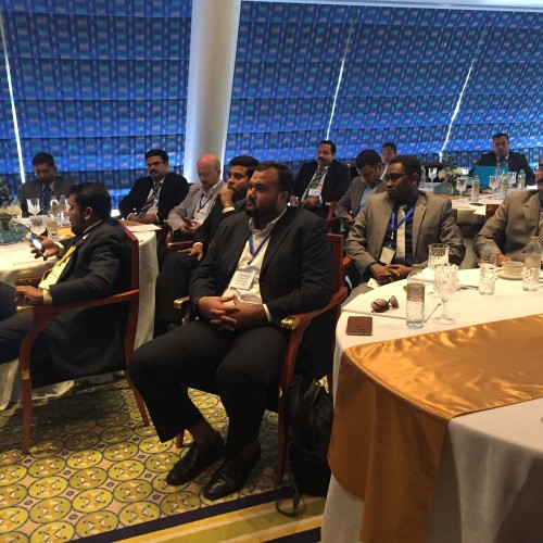 "EMW and Aruba hosted the ""How Tomorrow Moves Event"" focused on mobility and security event in the UAE"