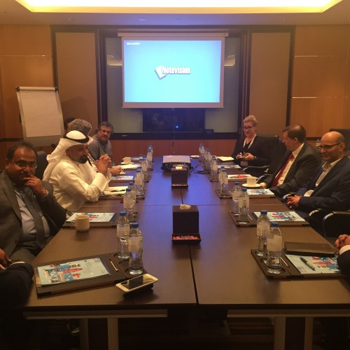 Successful CIO roundtable hosted by Juniper and EMWme during the GITEX week