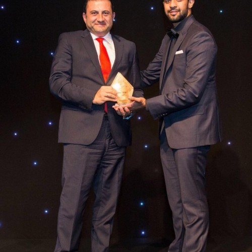 EMW wins the Best System Integrator Title at The Technology Excellence Awards 2016